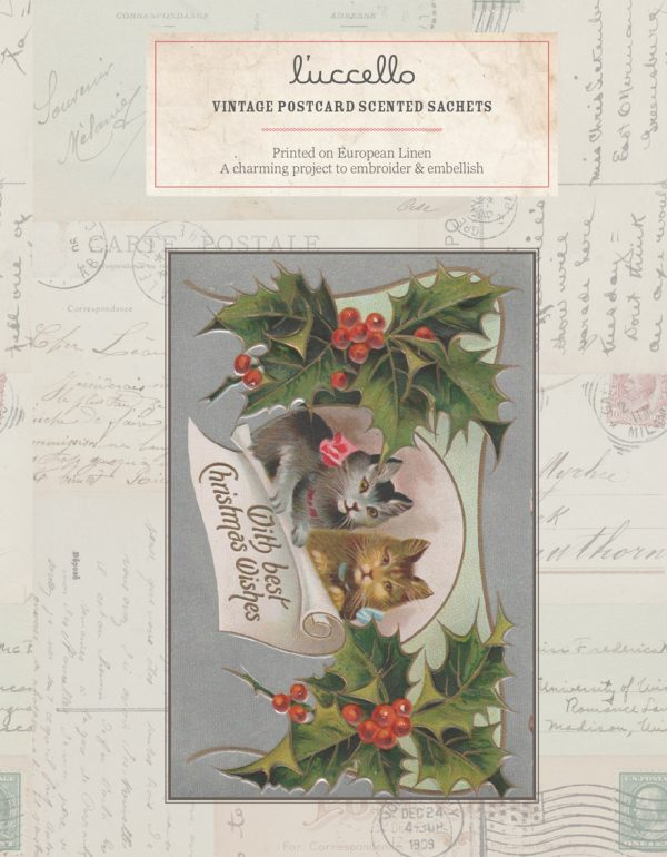 Luccello_Vintage-postcard-scented-sachet_Best-christmas-wishes