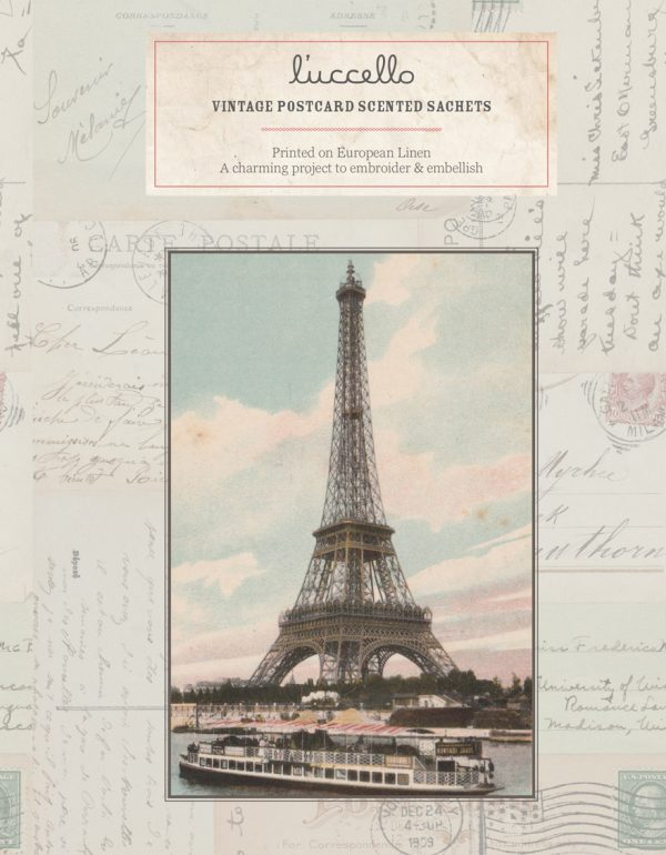 Luccello_Vintage-postcard-scented-sachet_Eiffel-Tower