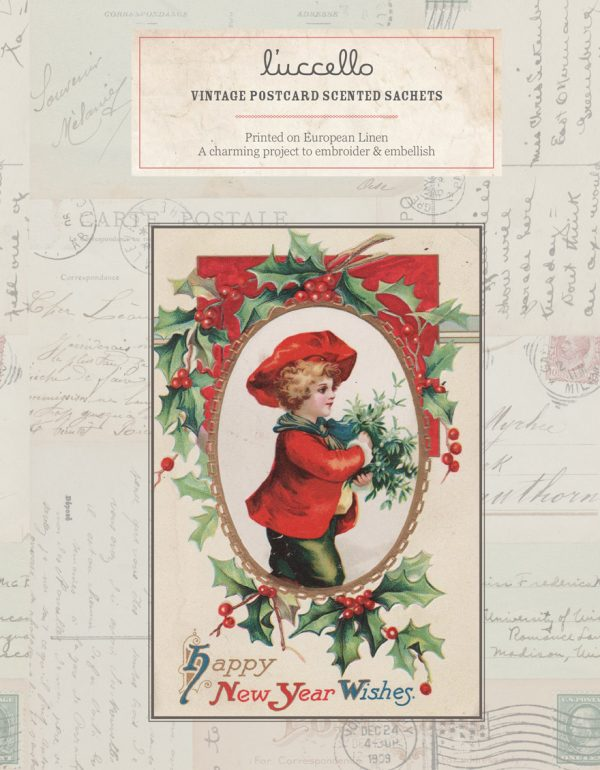 Luccello_Vintage-postcard-scented-sachet_New-year-wishes
