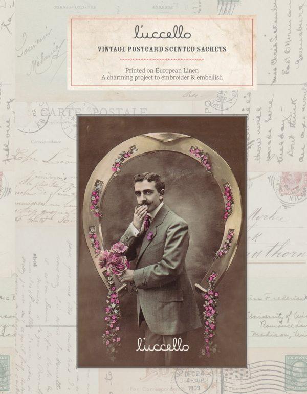 Luccello_Vintage-postcard-scented-sachet_gentleman