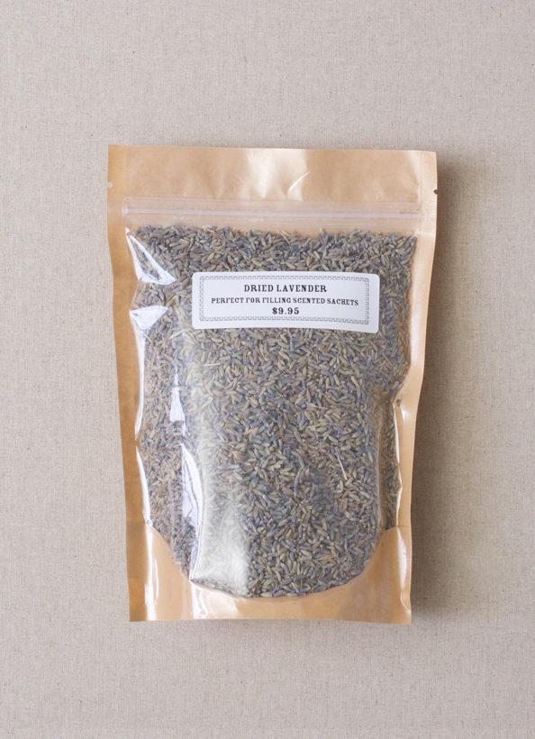 Dried Lavender_luccello