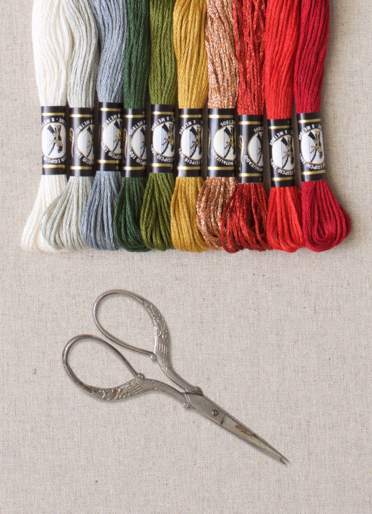 Presencia Christmas Stranded Cotton Set-5_luccello
