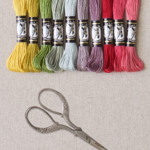 Presencia Spring Stranded Cotton Set-4_luccello