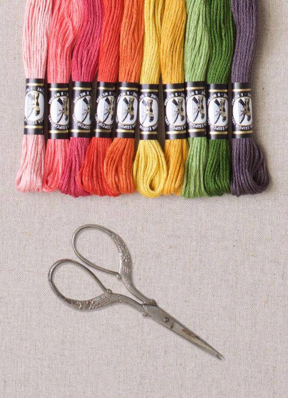 Presencia Summer Stranded Cotton Set-3_luccello