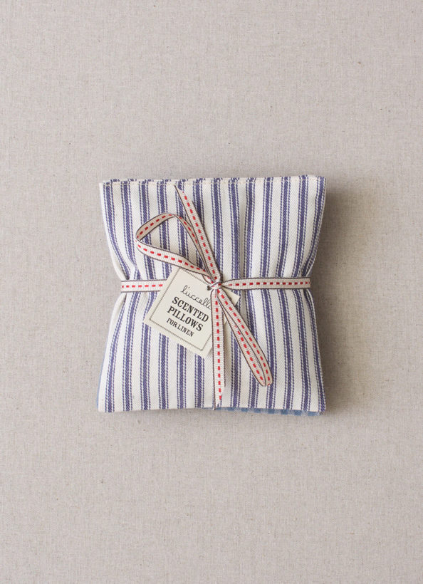 Scented Pillows for Linen-blue_luccello