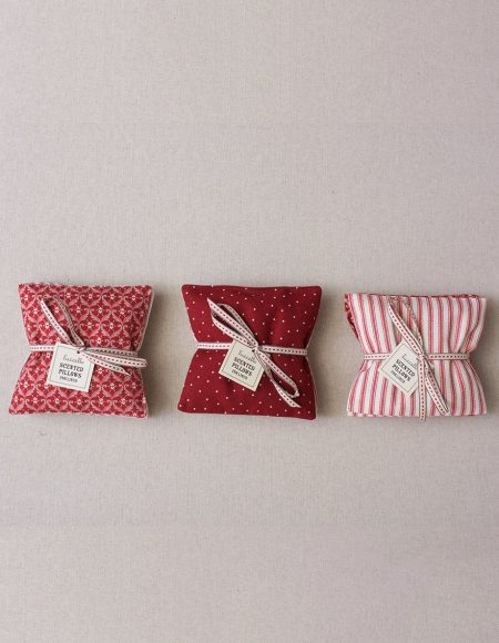 Scented Pillows for Linen-red-x3_luccello
