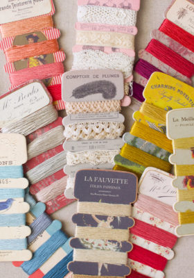 thread cards