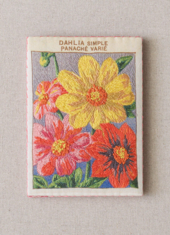 Vintage French Seedpacket Needle Keep kit-2_luccello