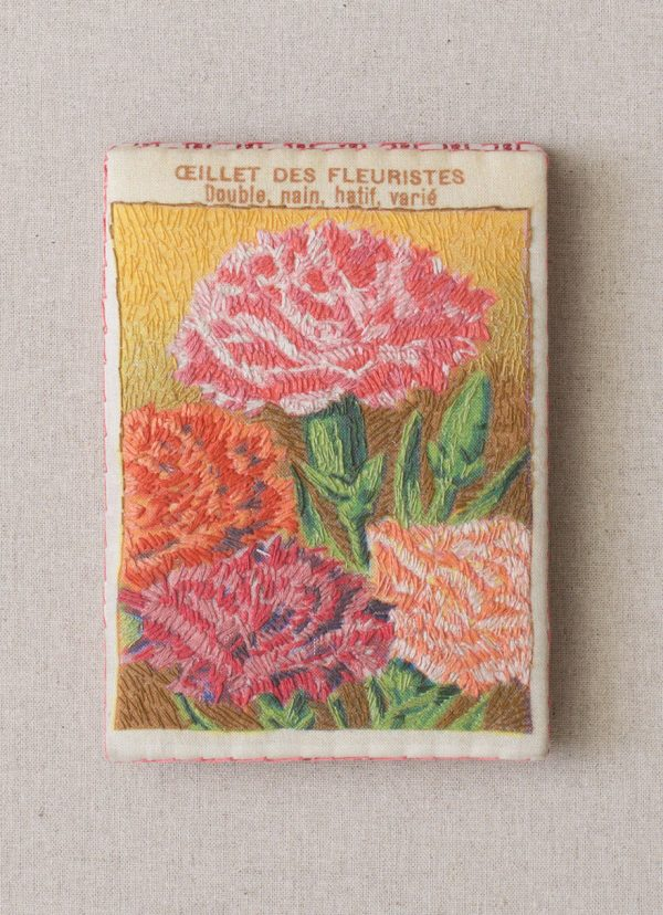 Vintage French Seedpacket Needle Keep kit-4_luccello