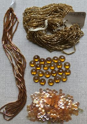 Vintage Beads & Sequins