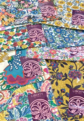 Liberty of London Fabric Handkerchiefs